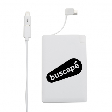 Power Bank Formato Cartão